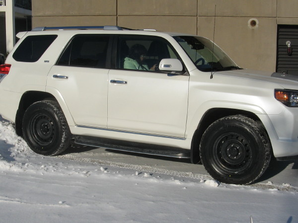 Will A 2011 Fj Cruiser Rim Fit On My 12 Le 4runner